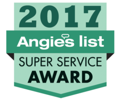 Littleton Electrician Angie's List SSA Award