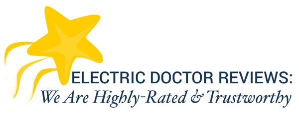 Read electrician reviews of Electric Doctor in Littleton