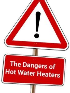 Hot water heater hazards: Call a Denver electrician.