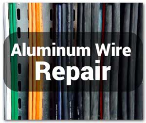 Learn about the importance of aluminum wiring repair in your home from a Denver electrician.