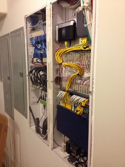 broomfield residential low voltage structured wiring panels low voltage prewiring denver electrician electric doctor