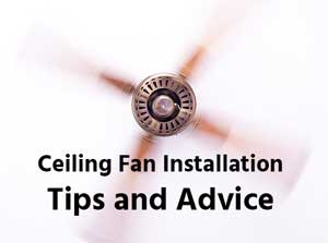Ceiling Fan Installation Tips from a Denver Electrician
