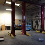 Denver Electrician commercial garage lift electrical wiring