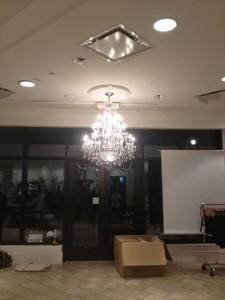 Commercial lighting installation in Denver