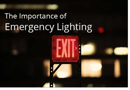 Denver Electrician installs Emergency Lighting Systems