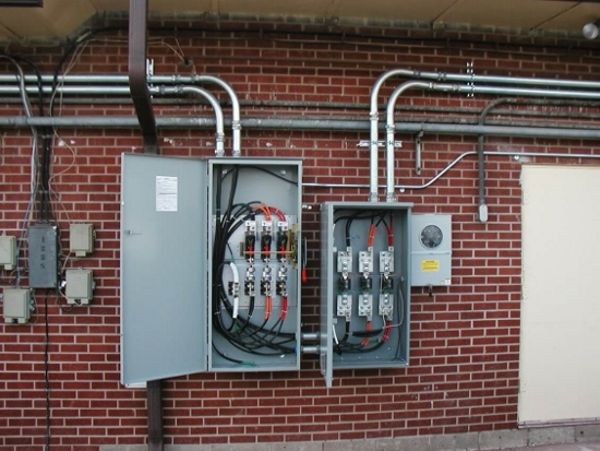 Littleton Commercial Electrical Service on A An Electrical Panel Wiring From Meter Base
