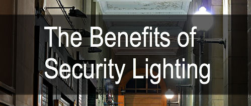 The Benefits of Security Lighting